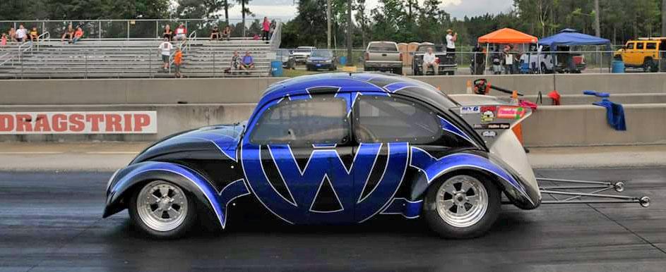 Turbo Vw Drag Car