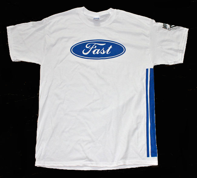 fast ford oval design